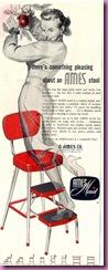 stool ad