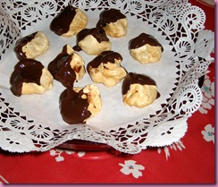 peppermint meringues 1