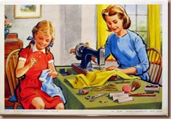 motherdaughtersewing