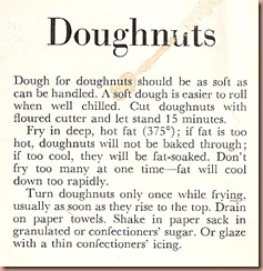 doughnuts