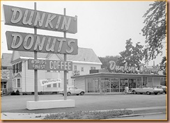 firstdunkindonuts
