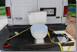 toilet...spoiler?