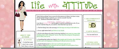 Life with Attitude