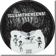 Smithereens - Meet The Smithereens - (Disc)