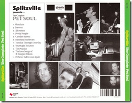 Splitsville - Presents...The Complete Pet Soul B