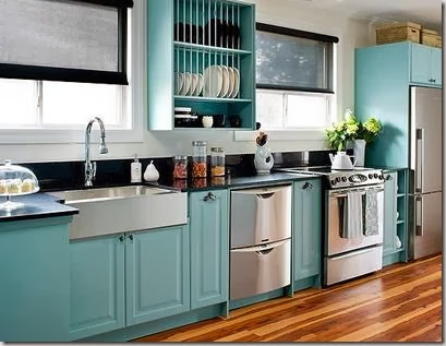 decor happy: Ikea Kitchens: Budget friendly and stylish