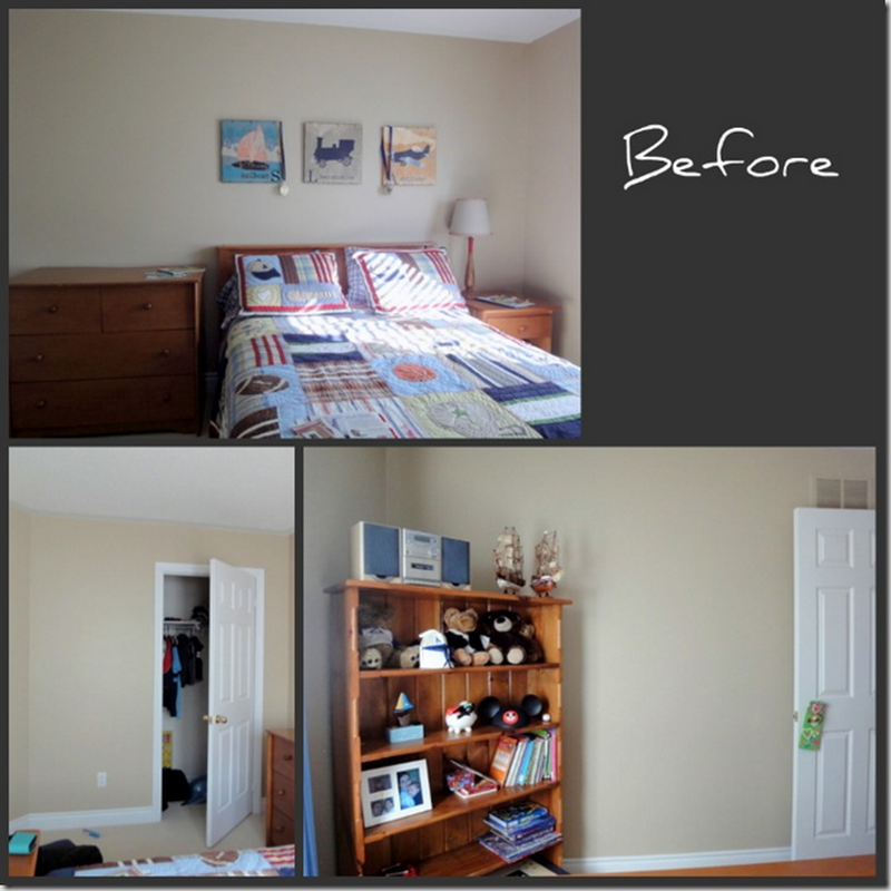 Client Project: Jack's Room