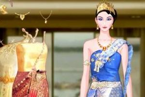 thai dress up games