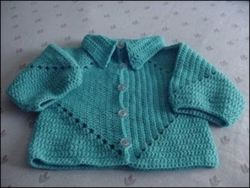 Hexagon Sweater Revisited