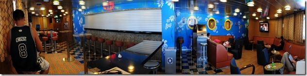 Crew Bar - Costa Fortuna