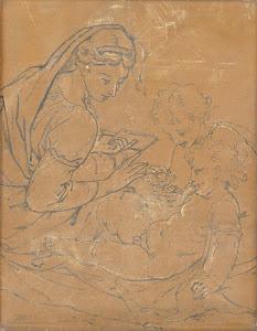 RIJKS: Adriaen van der Werff: painting 1722