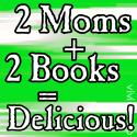 2moms2booksDelicious
