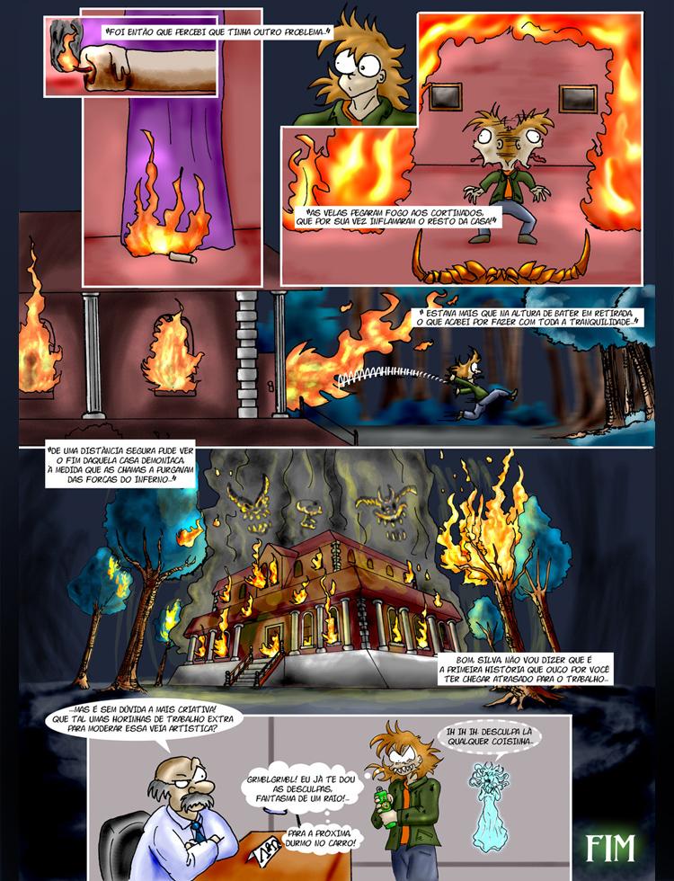 A Pensão Diabólica - Página 8