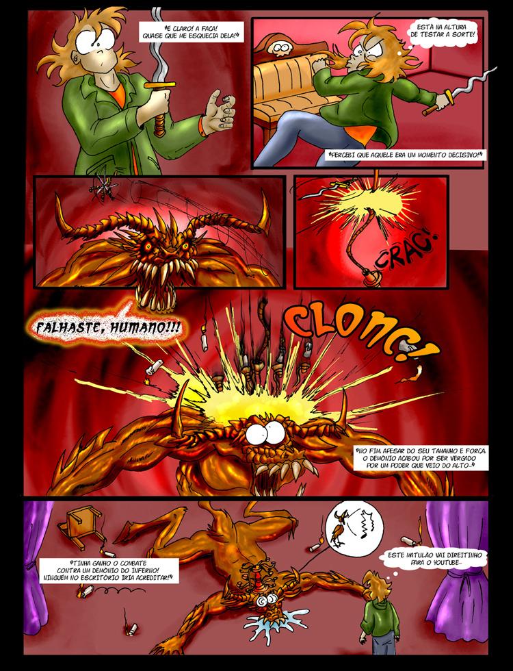 A Pensão Diabólica - Página 7