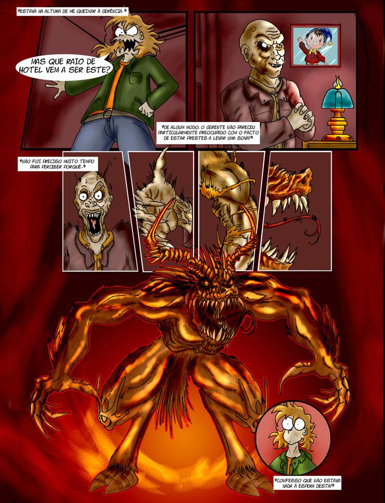A Pensão Diabólica - Página 5