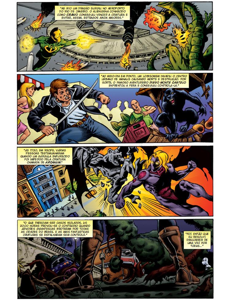 Cabala VS Rude - Pagina 1