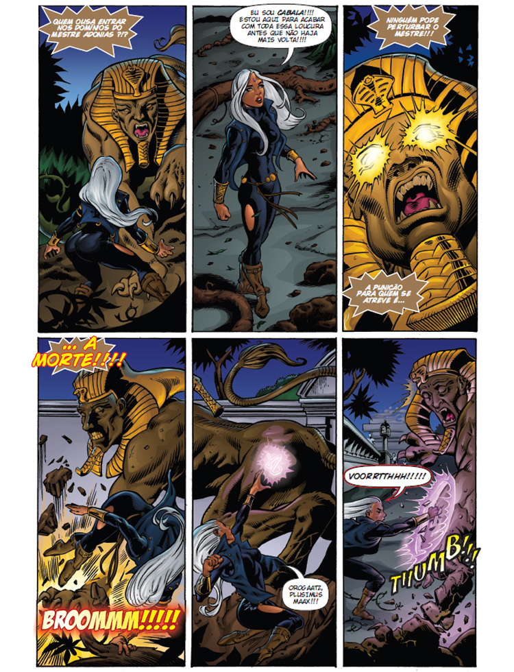Cabala VS Rude - Pagina 3