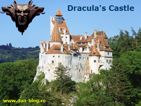 DRACULA Bran Castle Romania Beautiful places from Romania