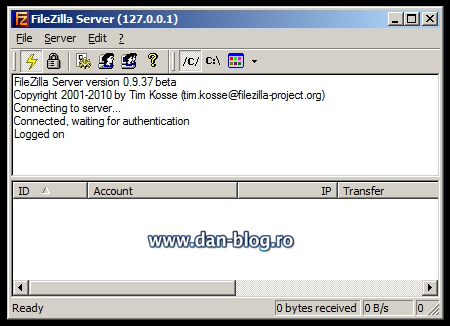 FileZilla FTP Server FREE Free FTP Server