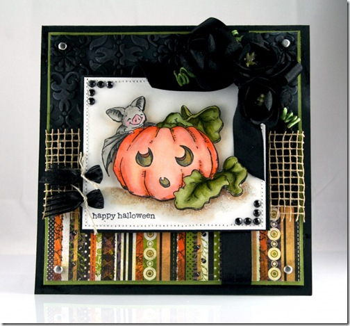 Claudia_Rosa_ Happy Halloween