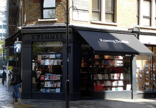 London bookshops, England