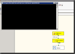 SSIS Fuzzy Lookup issue in 32bits