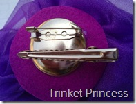 flower pin trinket princess