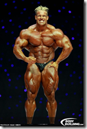 jay cutler muscular pose