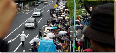 A Tokyo in 15mila contro il nucleare