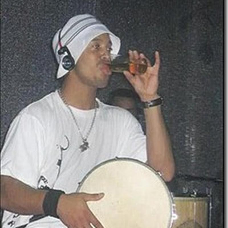 La fiesta de Ronaldinho