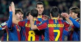 barcelona almeria