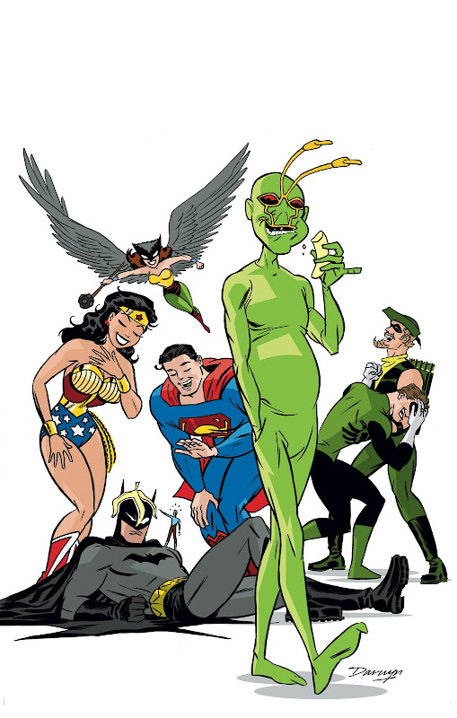 Cover Design: Ambush Bug #6