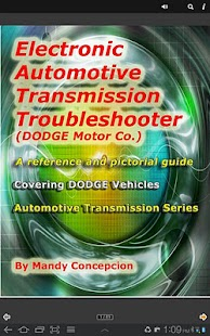 DODGE Transmision Troubleshoot - screenshot