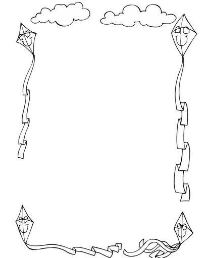 Cenefas infantiles - Cenefas para dibujar ...