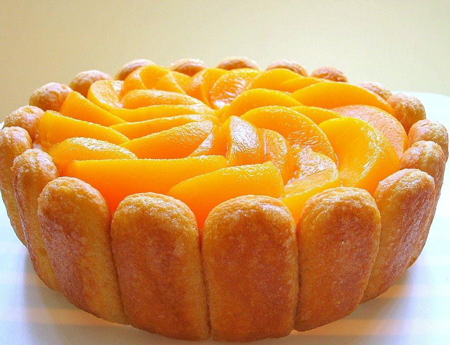 Fresh Peach Cake Mix Cobbler Recipe