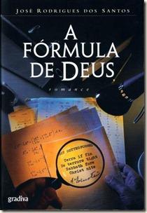 A Fórmula de Deus - José Rodrigues dos Santos