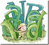 Explorado as letras