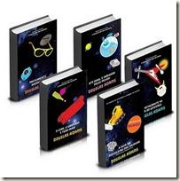 Coleção O Guia do Mochileiro das Glaáxias