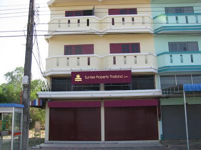 Sunrise Property Thailand Office Building