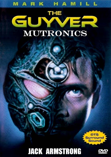Film GUYVER 1 MUTRONICS streaming vf