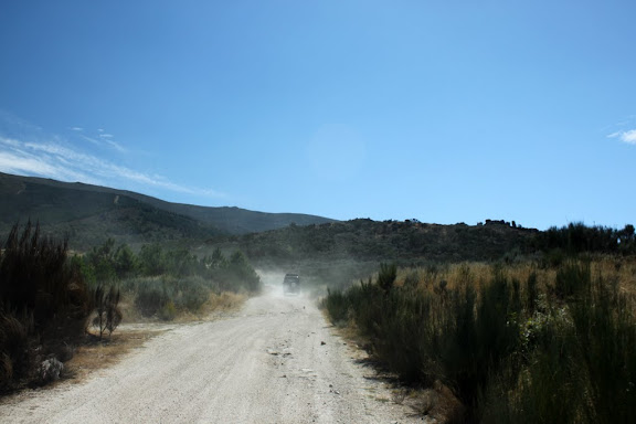 Photo of Roadbook Ibérico 2010