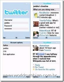 Java-Twitter-client