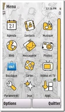 symbian theme