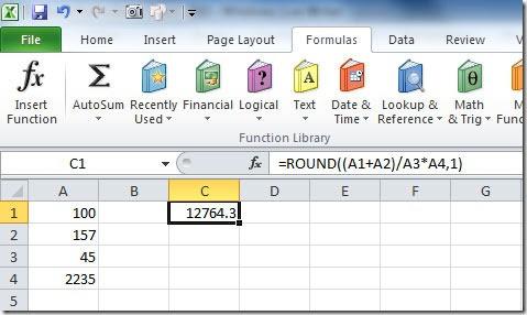 Excel User Com Evaluate Formulas In Excel 2010