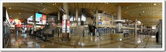 Gimpo Airport - Seoul - Panorama