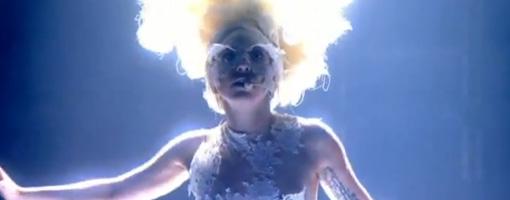 Lady Gaga @ The BRIT awards 2010