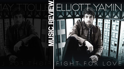 Album review: Elliott Yamin - Fight for love
