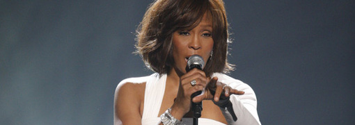 Whitney's Houston's performance at the 2009 American music awards