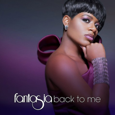 Fantasia - Back to me | Album cover