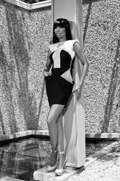 Brandy's shoot for 106g magazine | Photoshoot